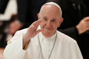Pope Francis declares support for same-sex marriage