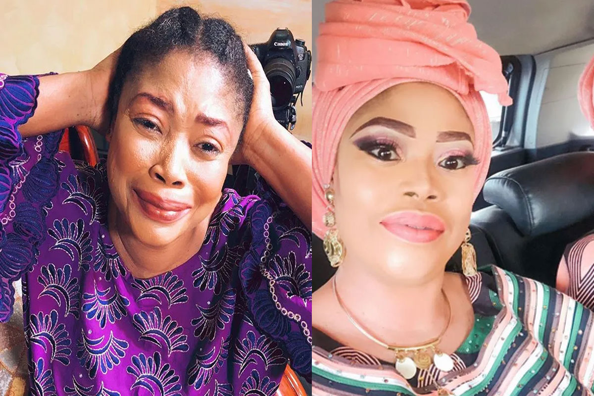"""""""I Didn't Want To Be A Murderer"""" – Actress Abimbola, Opens Up After She Ran Away From Marriage With Her 3-Month Old Baby"""
