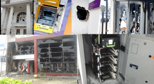 Banks lose over N1bn as hoodlums wreck ATMs, branches