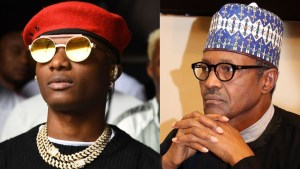 You are a failure! You should resign – Wizkid tells Buhari