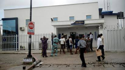 Lagos banks witness low customers' turnout