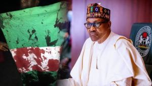 President Buhari begs youths to end street protests, dialogue with government