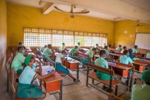Lagos schools reopen Monday, November 2nd