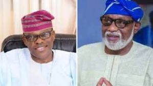 Confusion as SDP candidate supports Akeredolu, running mate backs Jegede