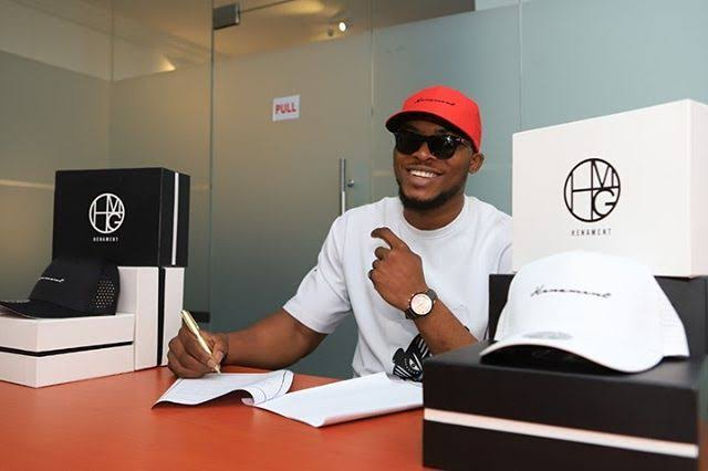 BBNaija's Eric Oshiokhai secures new deal