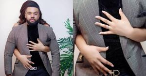 Williams Uchemba gets engaged to his heart throb