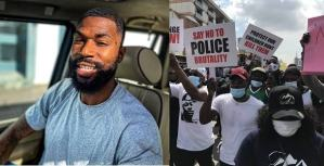 End SARS: I want to lead protest in London – Ex-BBNaija star, Mike announces
