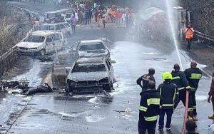 Tanker explosion kills nine in Osun, several injured