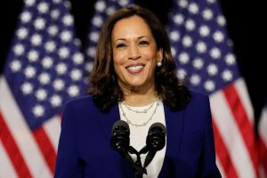 Kamala Harris Makes History as First Female US Vice President