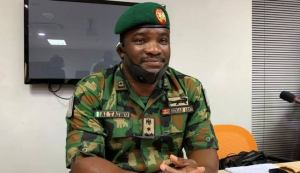 Officer representing Army at Lagos EndSARS Judicial Panel promoted to Major-General