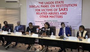 #ENDSARS: Lagos Panel bans media from using mobile phones during session