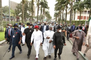 We demand restructuring of Nigeria – S'South govs, other leaders tell FG