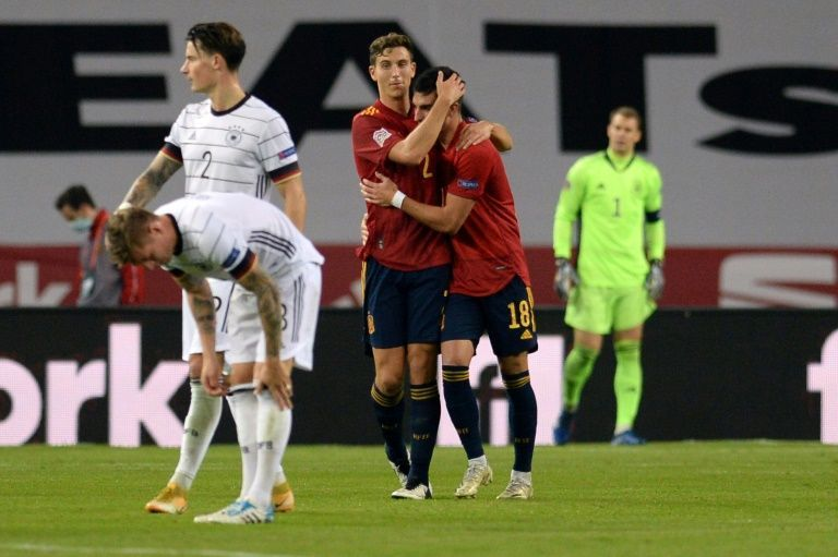 Spain thrash Germany 6-0 at home, worst defeat in 89 years