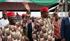 Defection: I am proud of you, Buhari tells Umahi