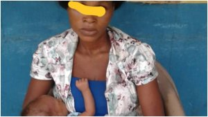 Woman attempts to sell own baby for N150,000, blames hardship