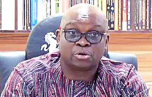 My next ambition is to be Pastor or Nigeria's president — Fayose