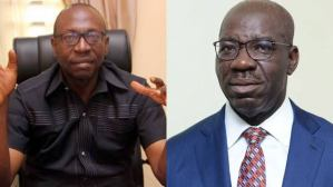 Battle to dethrone Obaseki begins as court hears certificate forgery's suit
