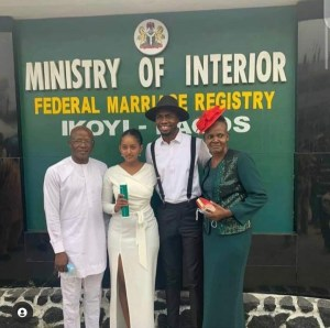 Funnyman, Josh2funny ties the knot with his fiancée