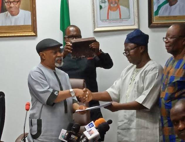 , ASUU: Nigerian lecturers call off nine-month-old strike, Effiezy - Top Nigerian News & Entertainment Website
