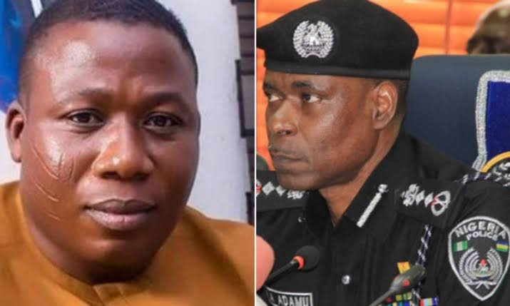 IGP Adamu Orders Arrest Of Sunday Igboho Over Eviction Notice