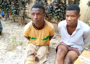 I conspired with herdsman to kidnap, kill my nephews'