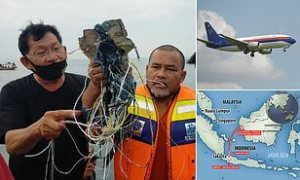 Indonesia Plane With 62 on Board Vanishes Over Sea
