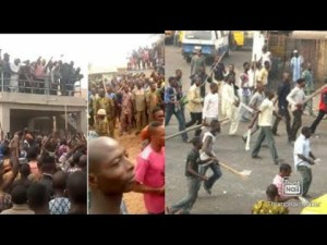 , Two feared dead as herdsmen, Sunday Igboho's supporters clash in Oyo, Effiezy - Top Nigerian News & Entertainment Website