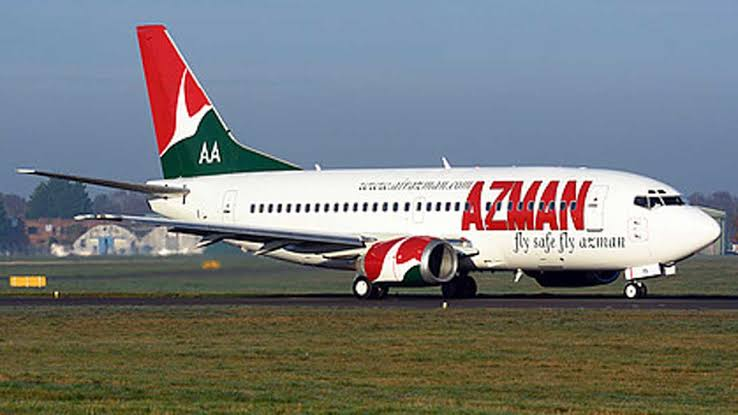 , Azman Air officials exchange punches over cancelled flight, one collapses, Effiezy - Top Nigerian News & Entertainment Website
