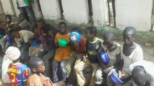 Almajiris returned to the streets months after Northern state governors issued an eviction