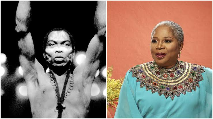 , I turned down Fela's proposal because of his many wives – Onyeka Onwenu, Effiezy - Top Nigerian News & Entertainment Website