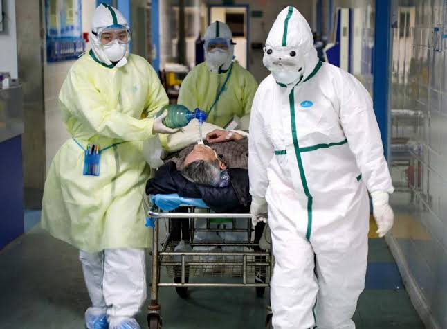 , Medical professionals in China claim they knew how dangerous coronavirus was but they were told to lie about it in the beginning (video), Effiezy - Top Nigerian News & Entertainment Website