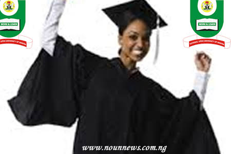 , NOUN holds virtual convocation ceremony, graduands to pay N15,000 for gown, Effiezy - Top Nigerian News & Entertainment Website
