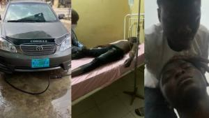 Police begins investigation on officers that tortured UNILAG student to coma