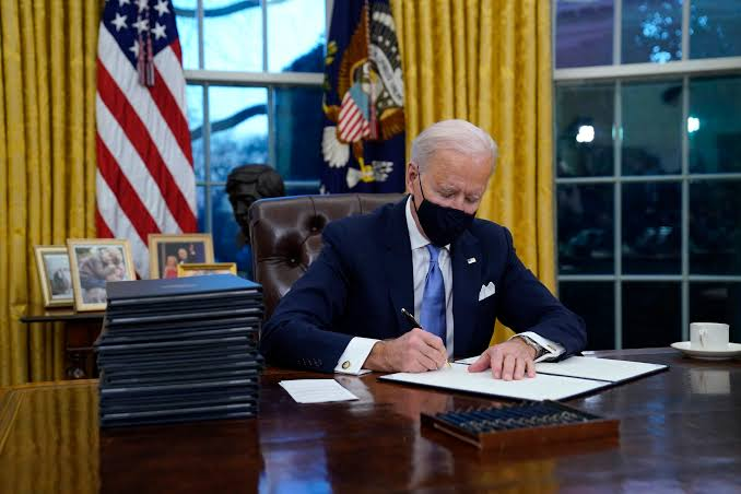 , President Biden cancels travel ban on Nigeria, Tanzania, Eritrea and others, Effiezy - Top Nigerian News & Entertainment Website