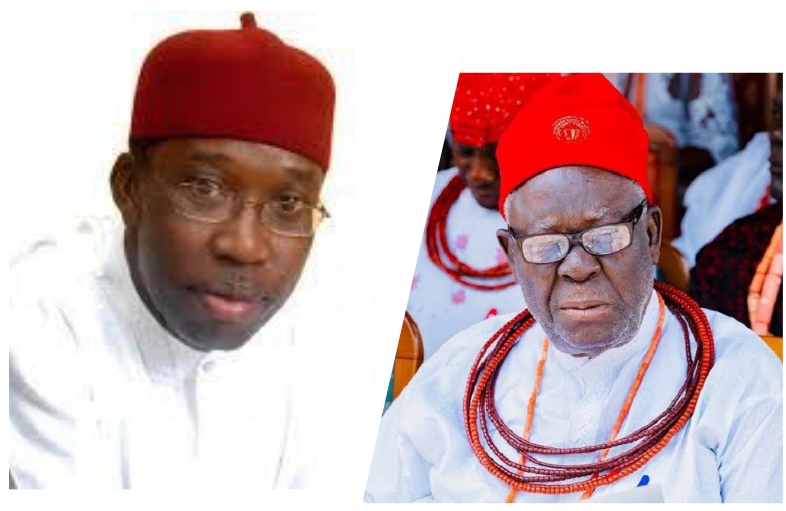 , Delta State Governor, Okowa loses Father, Effiezy - Top Nigerian News & Entertainment Website
