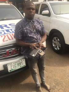 I have stolen 240 mobile phones from commuters in Lagos, Ayomide arrested for robbery confesses