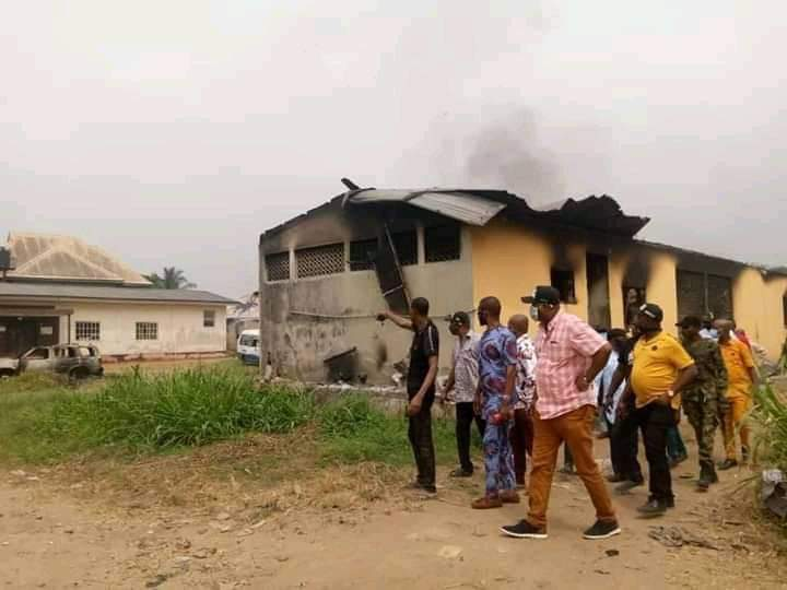 Police arrest perpetrators of Abayi police station attack in Abia