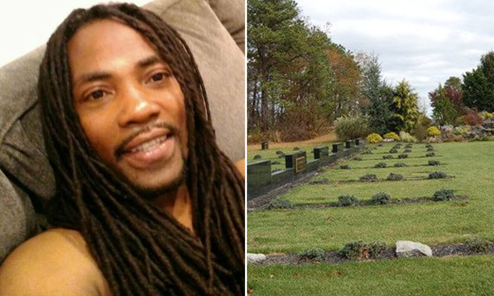 , Cemetery worker, Rodwin buried alive after a grave he was digging collapse on him, Effiezy - Top Nigerian News & Entertainment Website