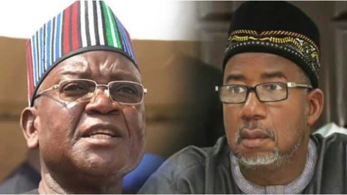Anything happens to me, Governor Bala Mohammed should be held responsible - Governor Ortom, Anything happens to me, Governor Bala Mohammed should be held responsible – Governor Samuel Ortom (Video), Effiezy - Top Nigerian News & Entertainment Website