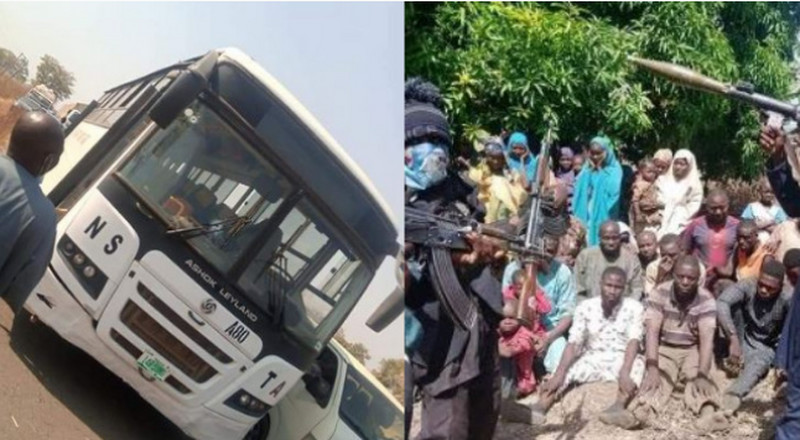 , Bandits release abducted 53 travellers to Governor Sani-Bello after 'negotiations', Effiezy - Top Nigerian News & Entertainment Website