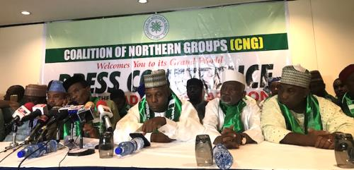 Where are our leaders?: CNG declares protests in 19 Northern States