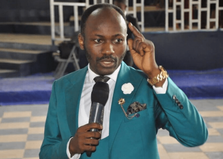 Pastor sues Apostle Suleman for N2bn over 'unlawful interference' in his marriage