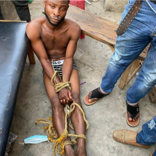 , Staff who stole N7M from his boss to start phone business, nabbed after 2 months, Effiezy - Top Nigerian News & Entertainment Website