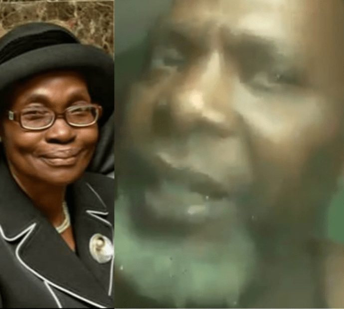 Lawsuit against Chief Justice's half-brother dropped days after he cried out from jail, Lawsuit against Chief Justice's half-brother dropped days after he cried out from jail (Video), Effiezy - Top Nigerian News & Entertainment Website