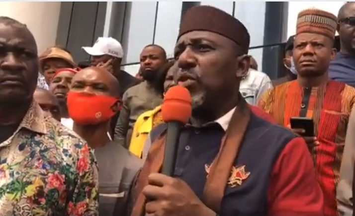 Uzodinma became governor through court, presidency's intervention saved Imo – Okorocha [Video], Uzodinma became governor through court, presidency's intervention saved Imo – Okorocha [Video], Effiezy - Top Nigerian News & Entertainment Website