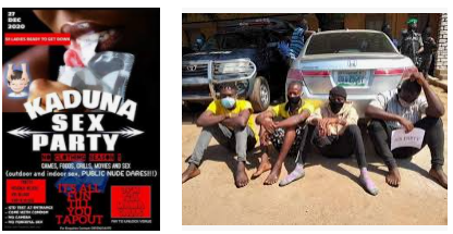 There was no sex party in Kaduna, Police witnesses tell court, There was no sex party in Kaduna, Police witnesses tell court, Effiezy - Top Nigerian News & Entertainment Website