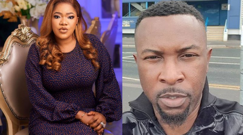 Toyin Abraham to Ruggedman: Stop attributing women's success to sexual prowess, Toyin Abraham to Ruggedman: Stop attributing women's success to sexual prowess, Effiezy - Top Nigerian News & Entertainment Website