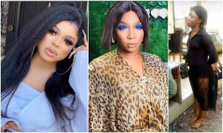 , Bobrisky in panic as popular Cameroonian cross dresser Shakiro is arrested, Effiezy - Top Nigerian News & Entertainment Website