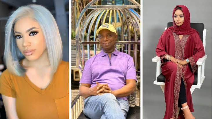 """""""Your age mate will marry your daughter one day"""" says fan, Ned Nwoko responds"""