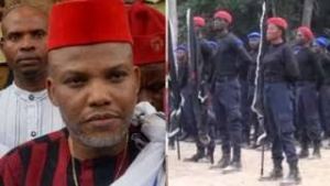 Orlu: Military & Police sack Eastern Security Network (ESN) from Imo forest